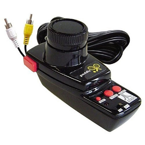 Atari Paddle Controller TV Video Game System