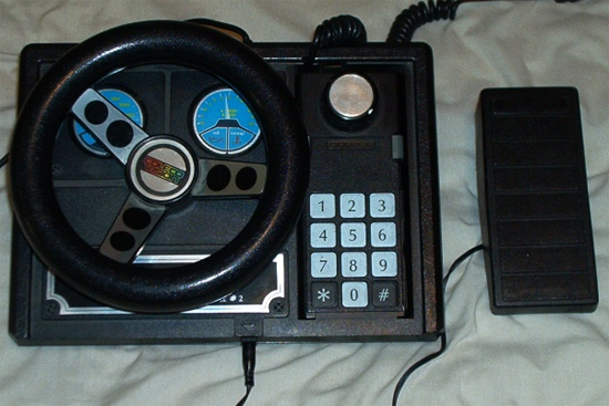 Coleco Steering Wheel