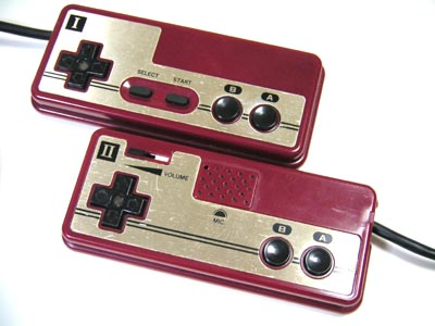 Famicom Controllers