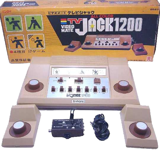 Bandai TV Jack 1200