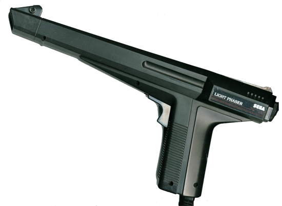 Master System Light Phaser