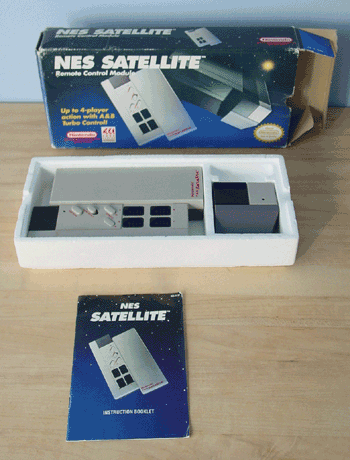 NES Satellite