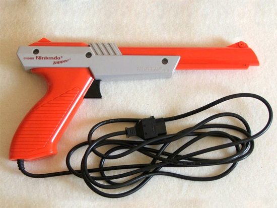 Orange Nes Zapper