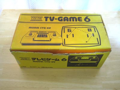 Nintendo Color TV Game 6