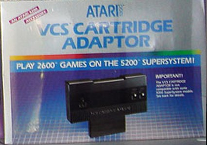 Atari VCS Cartridge Adaptor