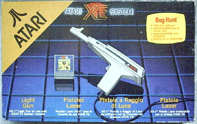 Atari XG-1 light gun