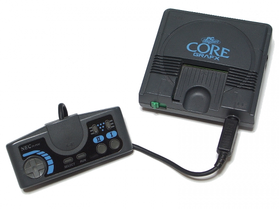 PC Engine Core Grafx