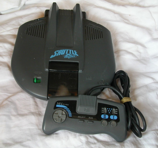 PC Engine Shuttle