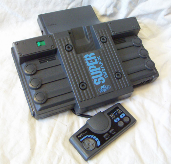 PC Engine SuperGrafx
