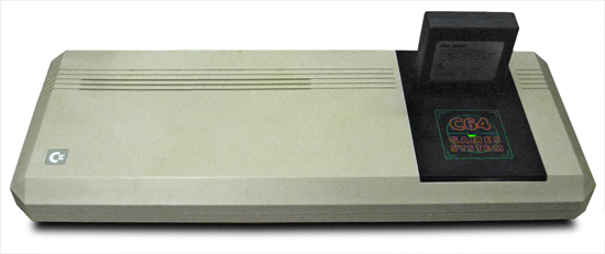Commodore 64 Games System