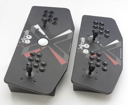 X-Arcade 2 Player Joysticks