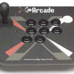 Retro Gaming with an X-Arcade Joystick